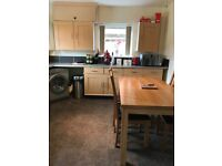 Dining room table and 4 chairs excellent condition