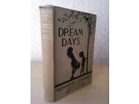 Dream Days, Kenneth Grahame, Ernest. H. Shepard (Illustrator), 1930 [First Edition]