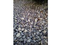Large White/Grey Pebbles