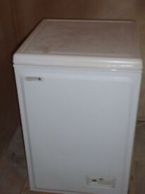 FREE: TOP LOADING CHEST FREEZER
