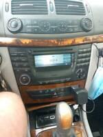 Mercedes 211 Radio mit Navi mit Lichtleitung Nordrhein-Westfalen - Langenfeld Vorschau
