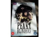 PEAKY BLINDERS SEASON 1-3 BOX SET DVD NEW