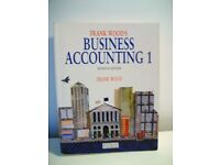 'Business Accounting 1' 7th Edition by Frank Wood
