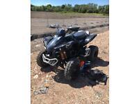 Quad 503cc TGB TARGET 4x4 sport 2012