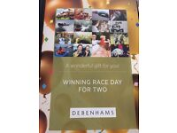 Winning day at the races for 2