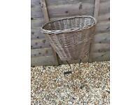 Large bike basket
