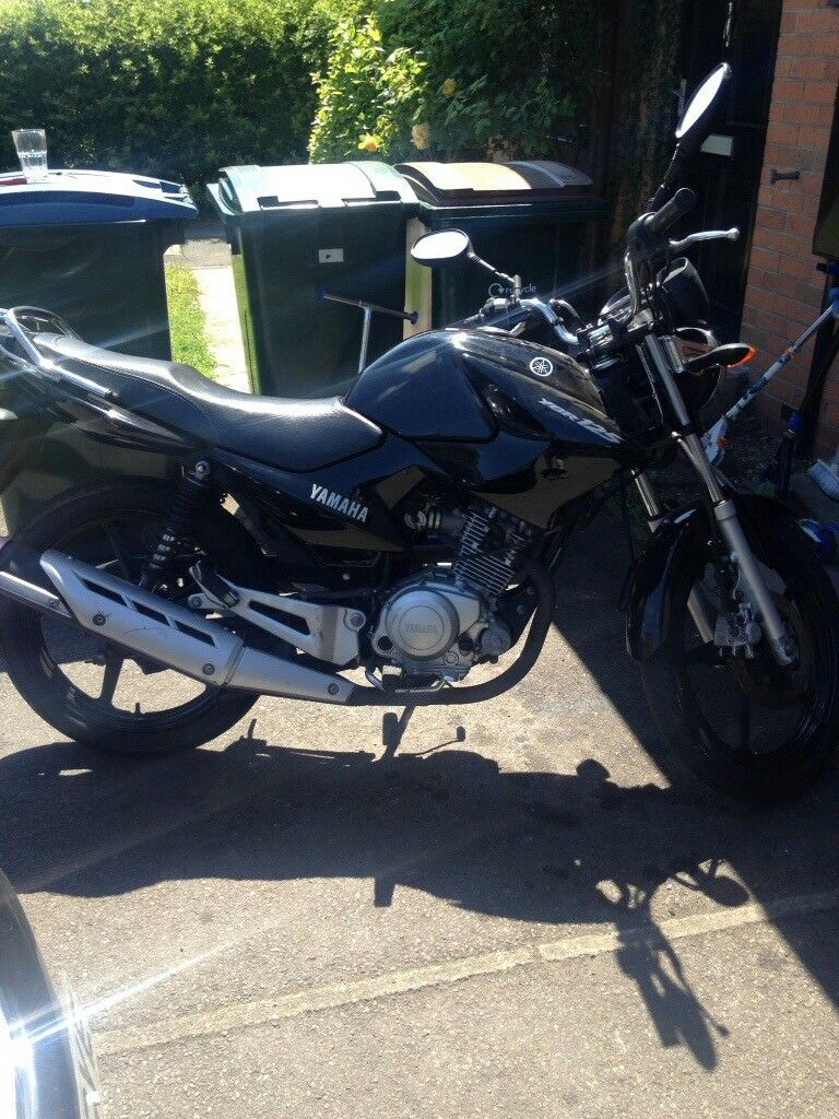 125cc yamaha ybr 2013 12months mot in coventry west. Black Bedroom Furniture Sets. Home Design Ideas