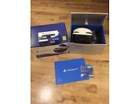 PlayStation VR + PS4 Camera
