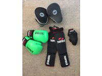 Kickboxing set
