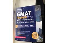 GMAT Kaplan and extras