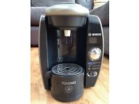 Bosh tassimo coffee machine uses pods