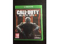 Call of duty black ops 3 game Xbox one