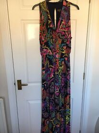 Phase Eight Maxi Dress. Size 18 Like new condition
