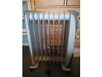 Oil filled radiator portable on wheels by Dimplex