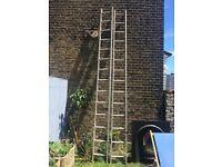 LADDER - 2 long decorator ladders