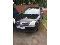 Vauxhall vectra 2005 long mot