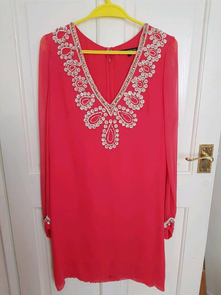 French connection dress size 14