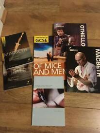 GCSE English Literature revision books