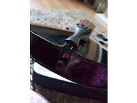 Black Forenza Full Size Violin