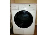 Whirlpool Azb8680 8kg 6th Sense Condenser Sensor Tumble Dryer