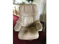 Two Stressless arm chairs