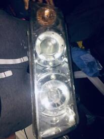 CALLS ONLY BMW E36 DRIVER SIDE PROJECTOR HALO HEADLIGHT