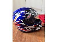 Motorbike helmet agv