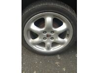 Rover alloy wheels 16 inch