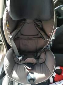 BeSafe iZi Plus rear facing car seat.