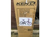 BRAND NEW IN THE BOX GIRLS 20 INCH BIKE PINK / PURPLE