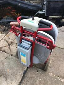 AQUA SMOOTH BRAND NEW BATTERIES FOLD UP MOBILITY SCOOTER