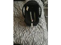 Mamas and papas car seat zoom