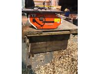 husquvanna tile cutter