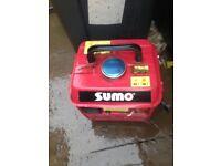 Sumo petrol generator, not tested