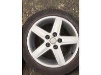 "Audi wheels alloy alloys 17"" s line Vw seat skoda"