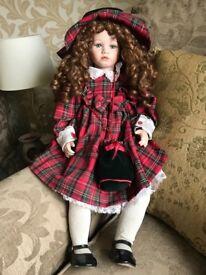 """Alberon doll - """"Daisy"""""""