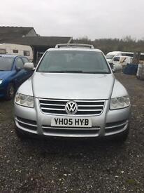 VW Toureg 2005