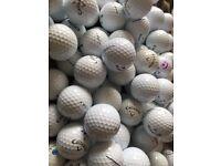 50 CALLAWAY golf balls,very good condition