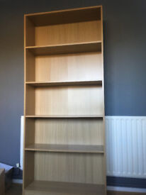 BOOK CASE IN EXCELLENT CONDITION AVAILABLE FOR QUICK SALE IN CRYSTAL PALACE