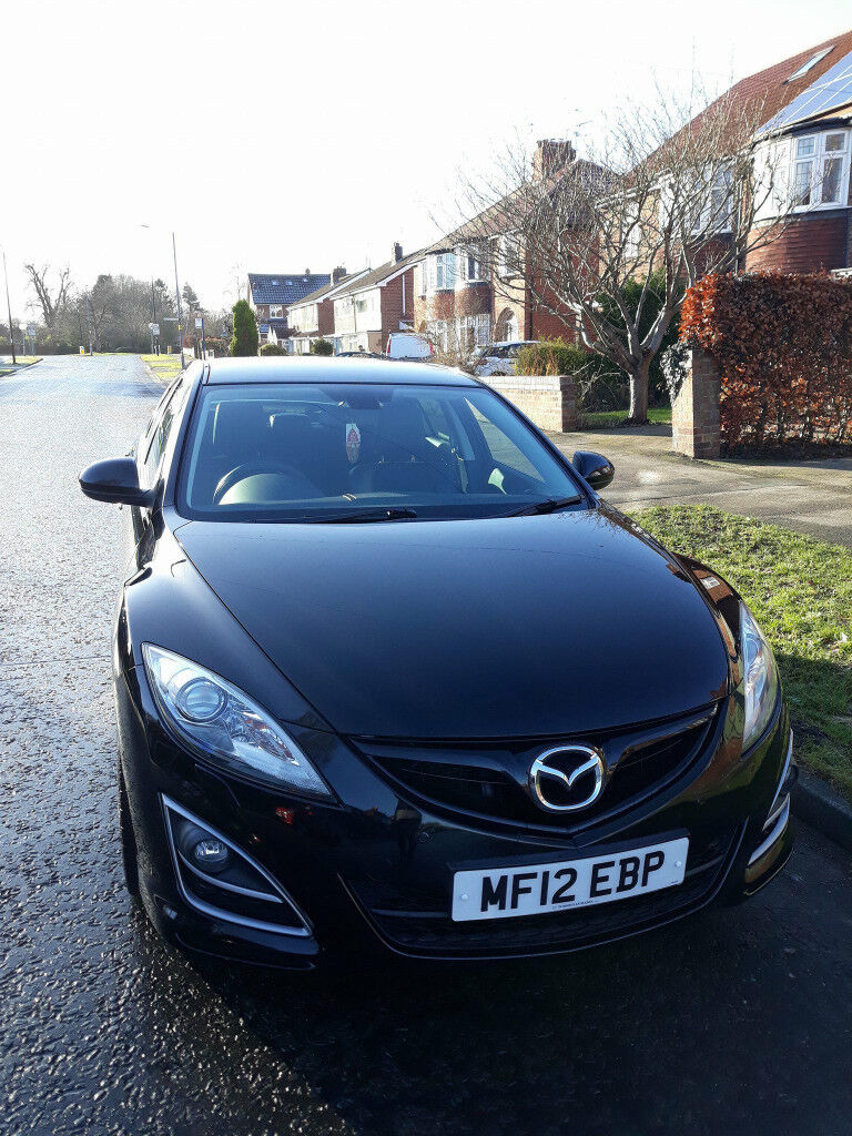 Full option, 1 year MOT, Mazda full europe cover, £700 voucher for repair unused