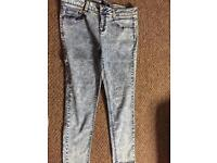 Women's jeans size 14