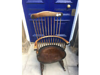 Antique Rocking Chair -Must be seen. Great quality . In good condition. Free local delivery.