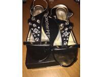 Sandals size