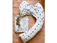 Dreamgenii pregnancy sleep support pillow