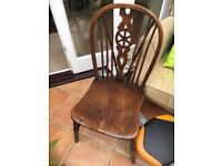 Oak Chairs (Dining or Kitchen etc)