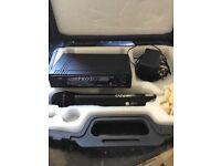 The scanner pro su16 ru wireless mic
