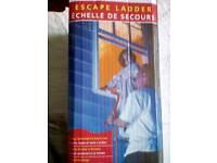 Escape ladder 2 story 13 feet