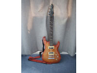Modified Orange 'Shine' Electric Guitar