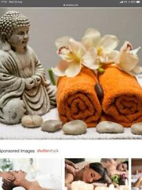 Thai lady boy massage
