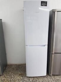 Hotpoint fridge freezer full working very nice 3 month warranty free delivery and installation